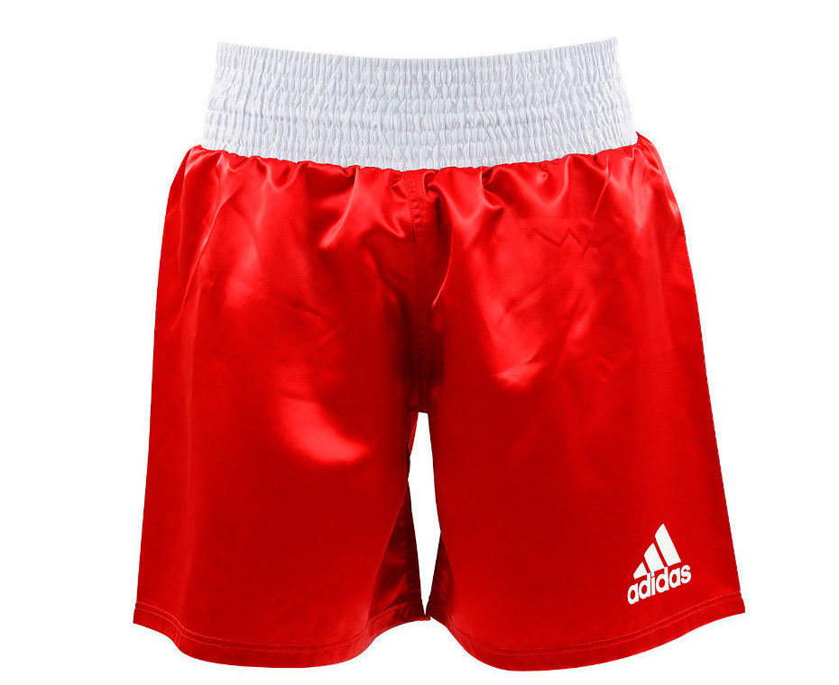 Шорты боксерские Multi Boxing Shorts, синие Adidas L