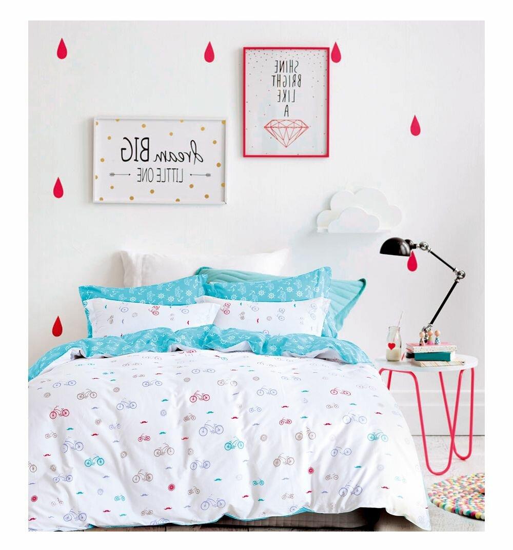 Комплект постельного белья Your dream Лясик, цвет: мультиколор