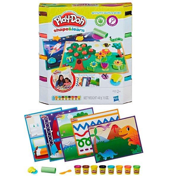 Пластилин и масса для лепки Hasbro Play-Doh E0041 Плей До