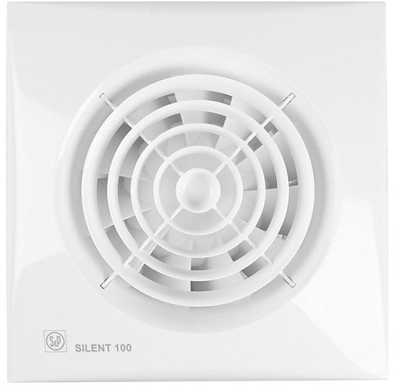 Вытяжной вентилятор Soler & Palau SILENT-100 CZ осевой