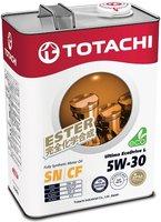 TOTACHI Масло моторное синтетическое totachi ultima ecodrive l 5w30 4л 4562374690929