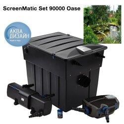 Комплект фильтрации BioTec ScreenMatic Set 90000 Oase