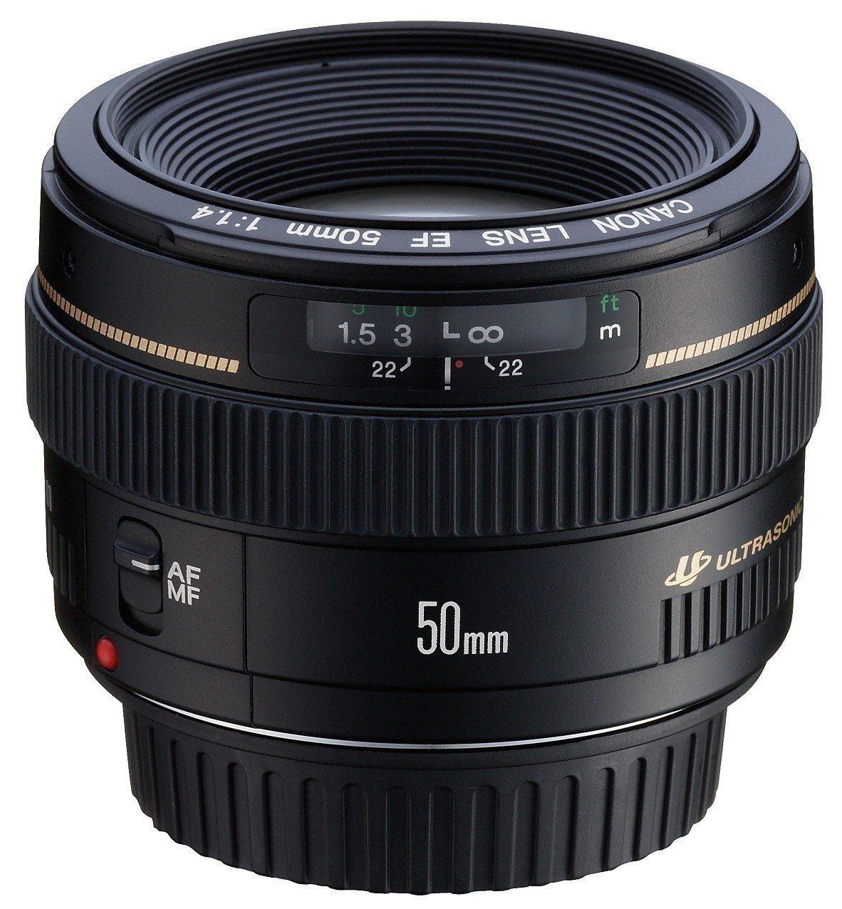 Объектив Canon EF 50mm f/1.4 USM (2515A012)