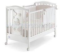 Детская кроватка Pali Georgia Белый глянцевый