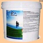 Флокфикс гранулированный, 5 кг. Chemoform (Химия для бассейна)