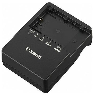 Зарядное устройство для аккумуляторов Canon LC-E6E для LP-E6 (сетевое)