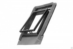 Мансардное окно-люк Fakro WSZ, 860х860 мм