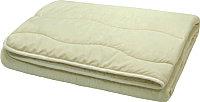 Одеяло OL-tex Овечья шерсть МШПЭ-18-1 172x205 (сливочный)