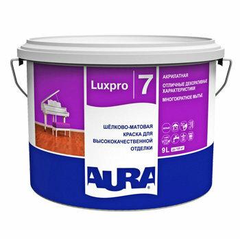 Aura Luxpro 7 Шелково-матовая краска (2.5 литра)