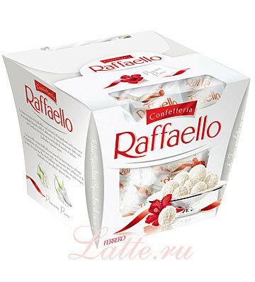 Raffaello Tрапеция Т15 конфеты 150 г