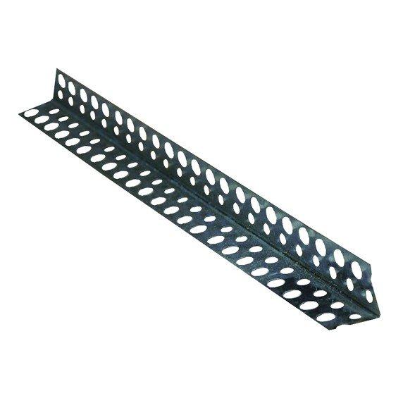 Профиль штукатурный угловой оцинкованный 25*25мм длина 3м