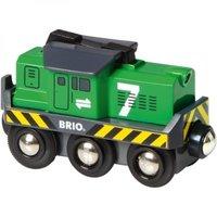 Локомотив на батарейках Brio 33214