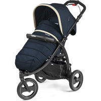 Прогулочная коляска Peg-Perego Book Cross Completo Breeze Blue