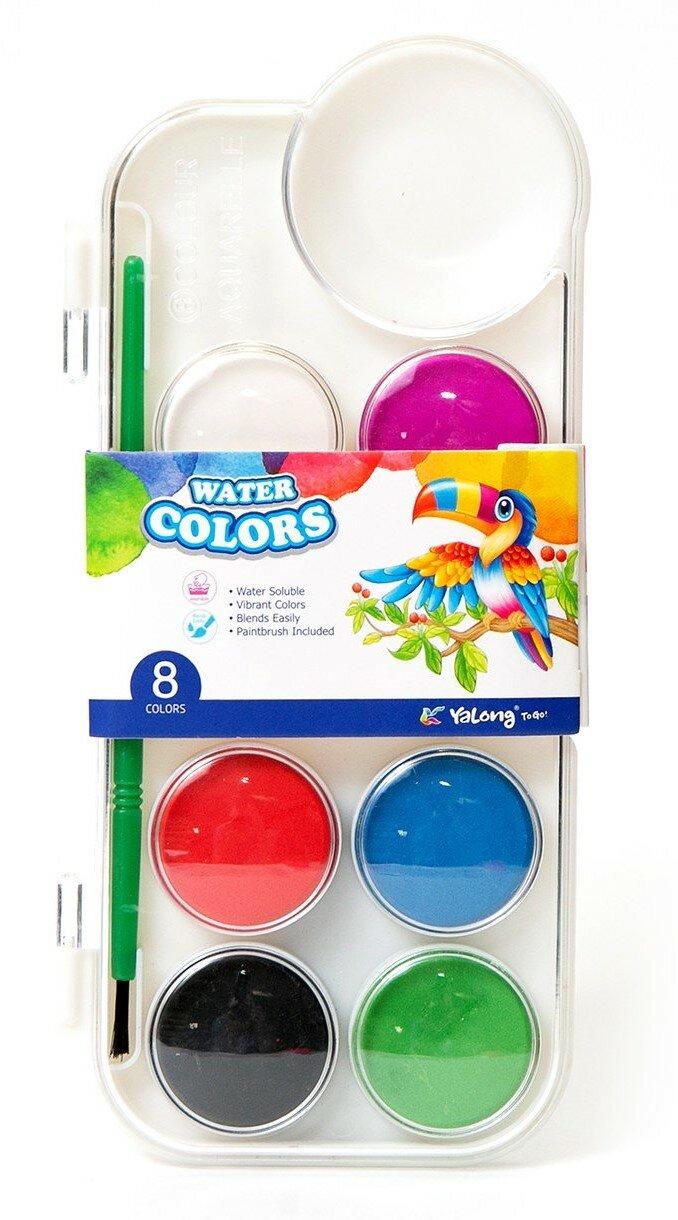 Краски Yalong