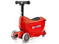 Micro Mini2GO Deluxe Red (MMD018)