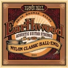 28-42 Ernie Ball 2069 Earthwood Ball End