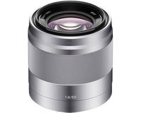 Sony 50mm f/1.8 OSS (SEL-50F18) Silver