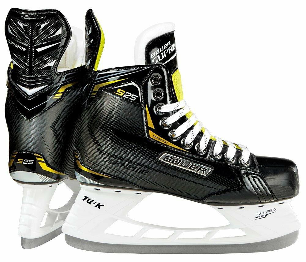 Коньки хоккейные BAUER Supreme S25 JR S18 (R, 1)