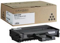 Тонер-картридж Ricoh Print Cartridge SP 201E (black), 1000 стр. (407999)