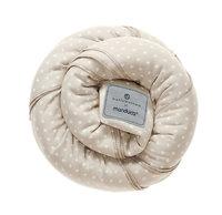 Трикотажный слинг-шарф bellybutton by (песочный) MANDUCA Sling WildCrosses sand