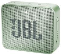 Портативная акустическая система JBL GO 2 Mint