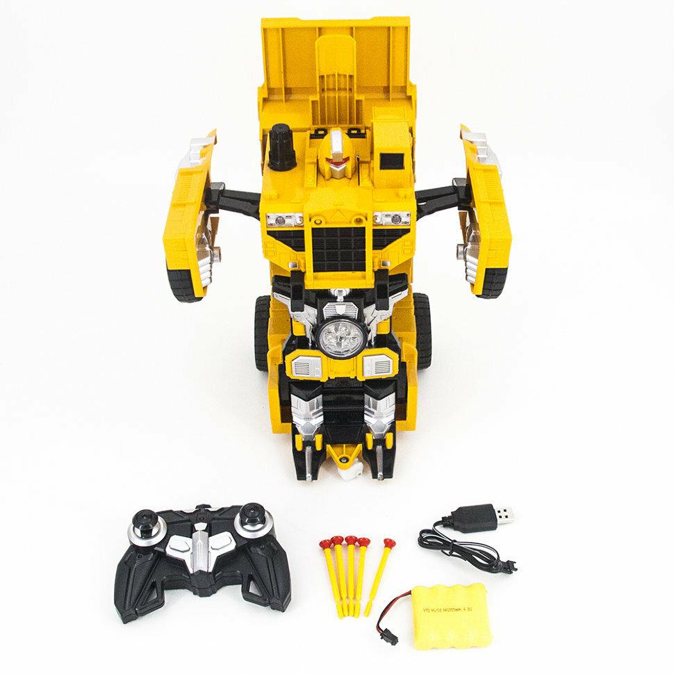 Интерактивная игрушка MZ Самосвал