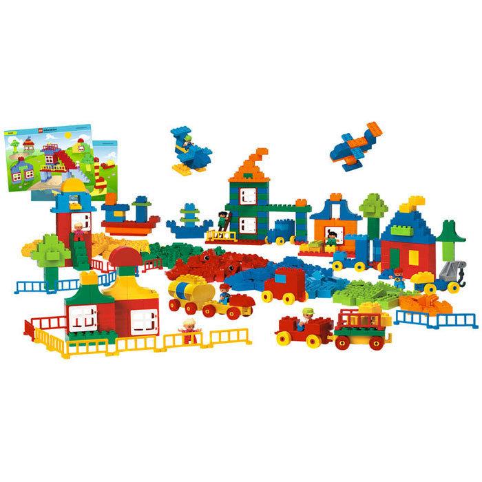 Конструктор Lego Education Гигантский набор XL Duplo 9090