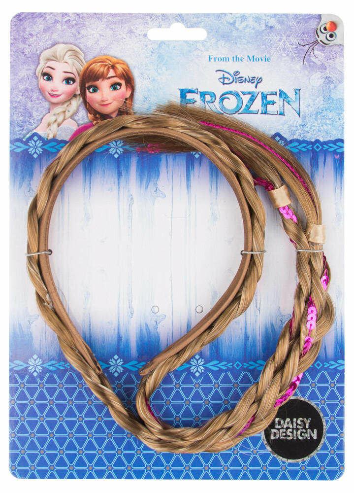 Ободок-косички для волос Daisy Design Анна, Frozen (65010)