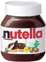 Ferrero Паста шоколадная Nutella (Нутелла) (350 г)