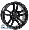 Диск Alutec X10 8x17 5/120 ET30 D72,6 Racing Black - фото 1
