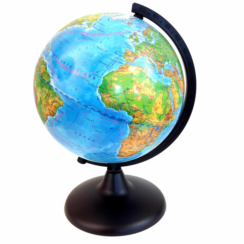 Глобус «Физический»