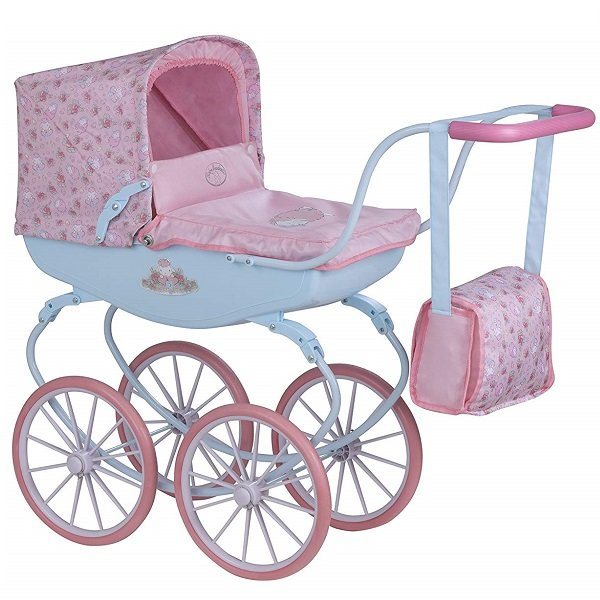 Аксессуары для куклы Zapf Creation Baby Annabell 1423573 Бэби Аннабель Коляска винтажная, 2018