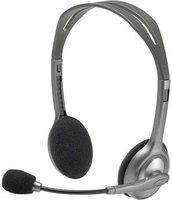 Гарнитура Logitech Stereo Headset H110 (981-000271) - фото 1