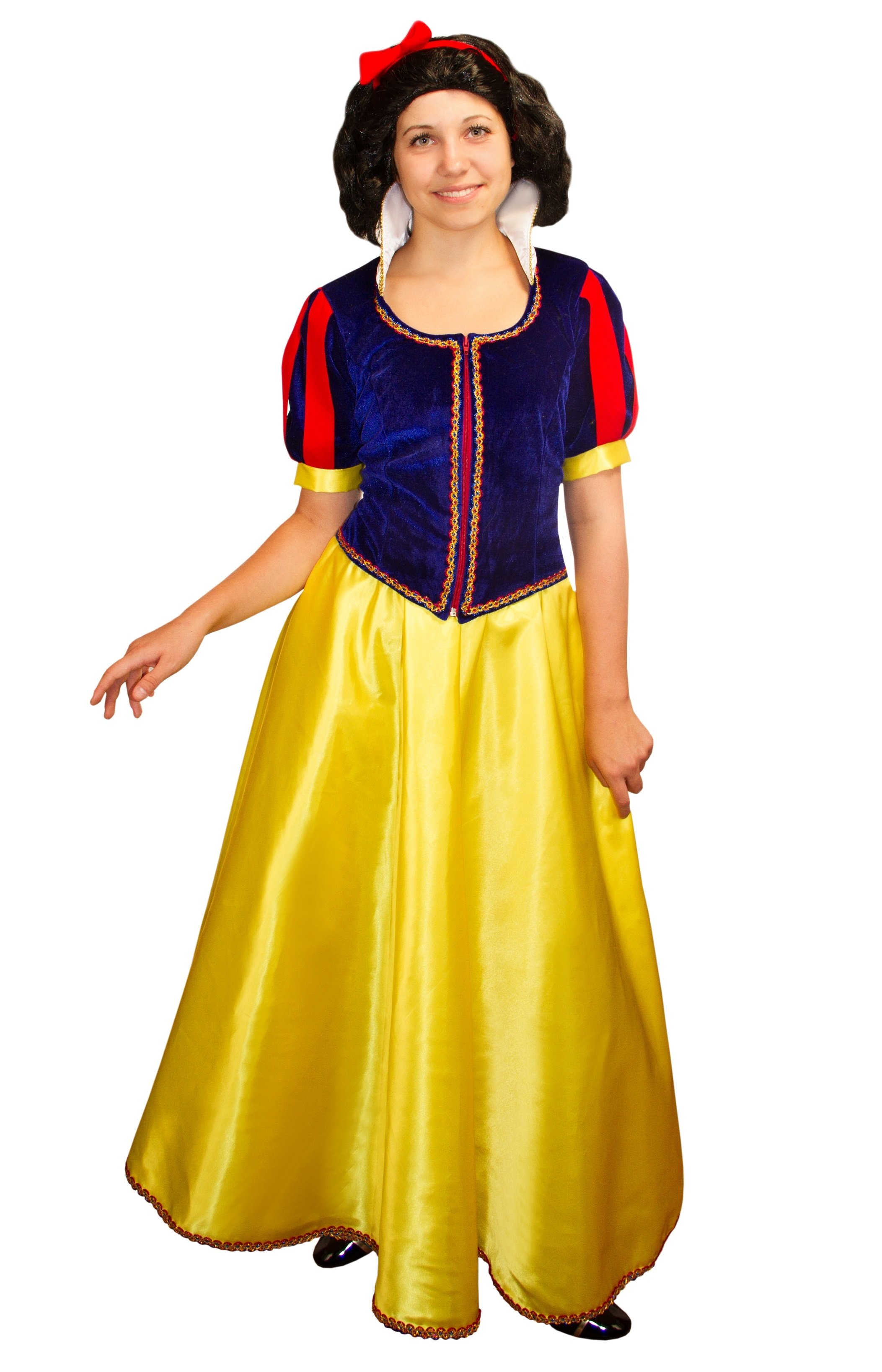 Snow White is the titular character and protagonist of Disneys first animated featurelength film Snow White and the Seven Dwarfs She is a young princess the