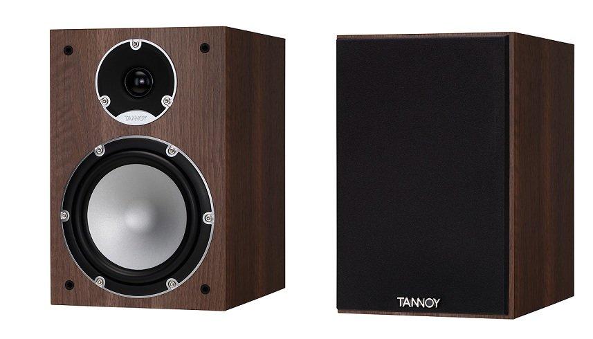 Полочная акустическая система Tannoy Mercury 7.2 WALNUT