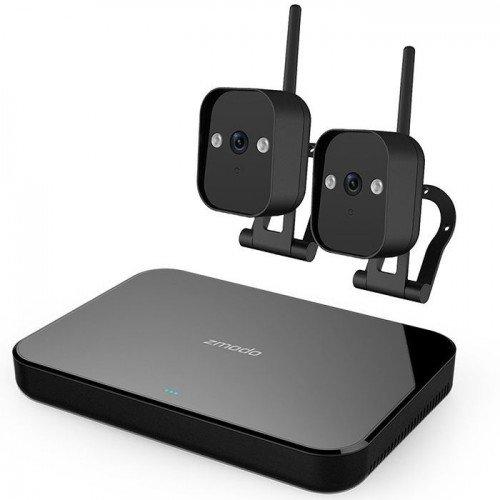Комплект видеонаблюдения ZMODO ZM-KW1001-O-500Gb
