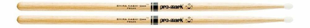 PRO-MARK PW5AN - барабанные палочки , дуб, нейлоновый наконечник Oval