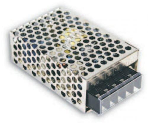 Преобразователь AC-DC сетевой Mean Well NES-15-5 вых: 15 Вт; Выход: 5 В; U1: 5 В; Стабилизация: напряжение; Вход: 110/220В авто; Конструктив: в кожухе