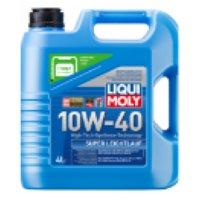 Super Leichtlauf 10W-40 — НС-синтетическое моторное масло 4 л.