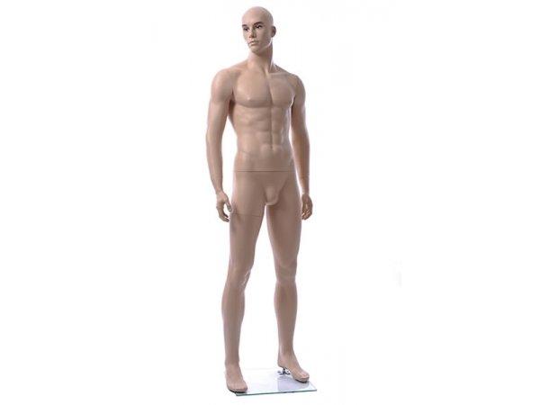 голые люди в полный рост фото волосатых