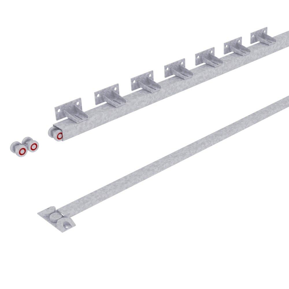 Система ролтэк ЭКО RC59 для подвесных ворот