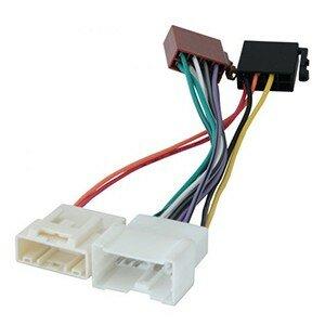 Переходник для подключения магнитолы ACV AD12-1532 - ISO переходник Renault DUSTER/LOGAN/SANDERO