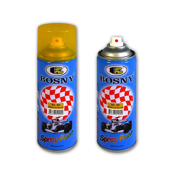Тонировочный лак - краска акриловый Bosny 400 мл Bosny L000