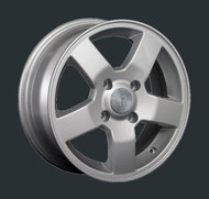 Диски Replay Replica Hyundai HND37 6x15 4x100 ET48 ЦО54.1 цвет S - фото 1