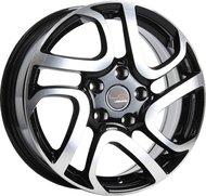Колесный диск LegeArtis _Concept-NS510 6.5x17/5x114.3 D66.1 ET40 Черный - фото 1