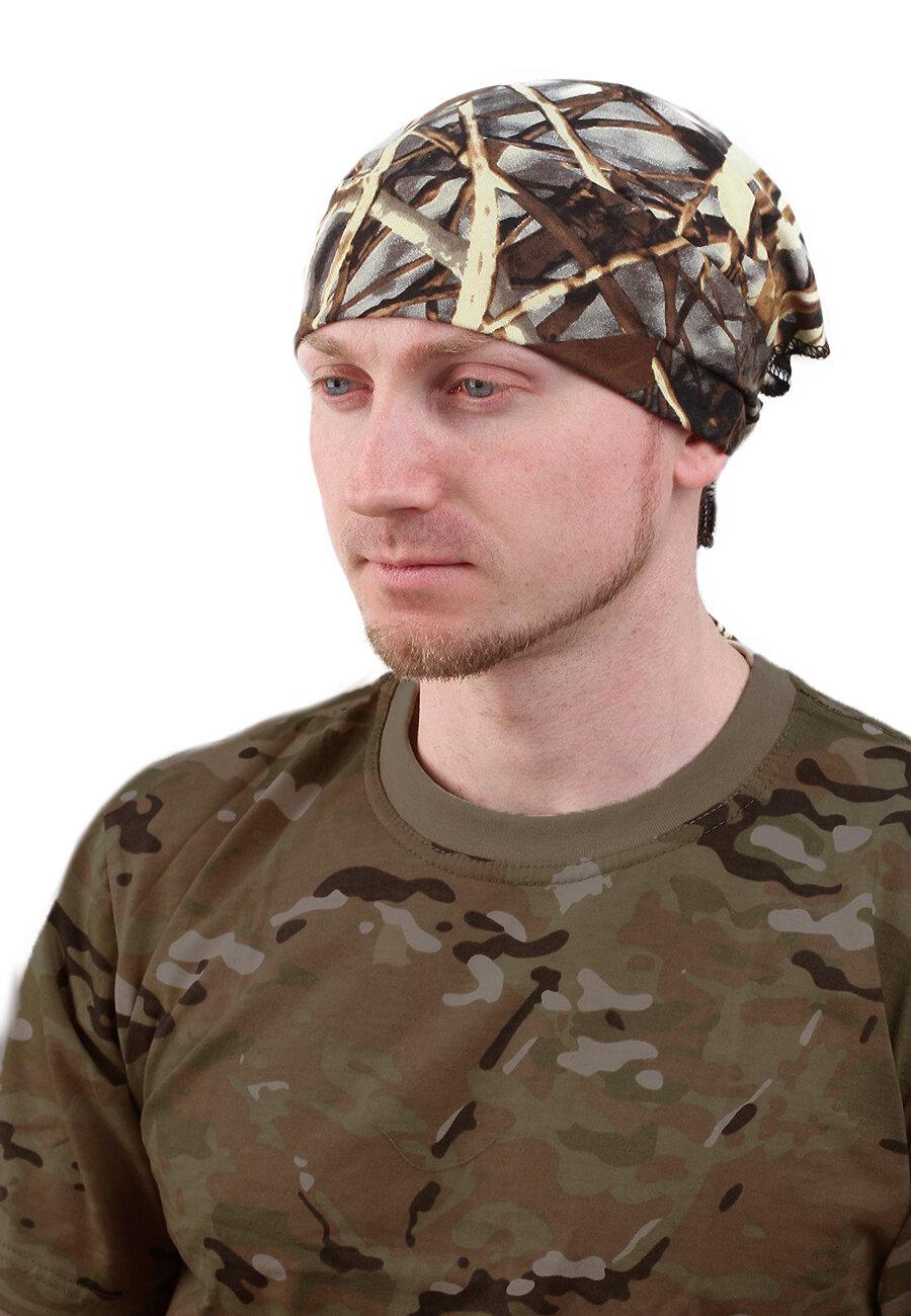 Банданы на голову мужские сшить