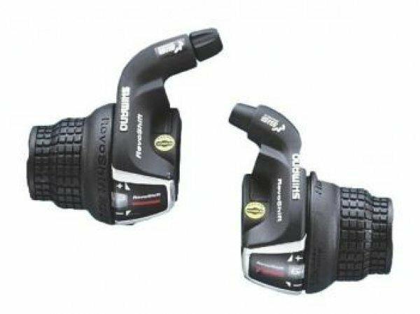Переключатели, манетки Шифтер Shimano SL-RS 35/L 3ск.
