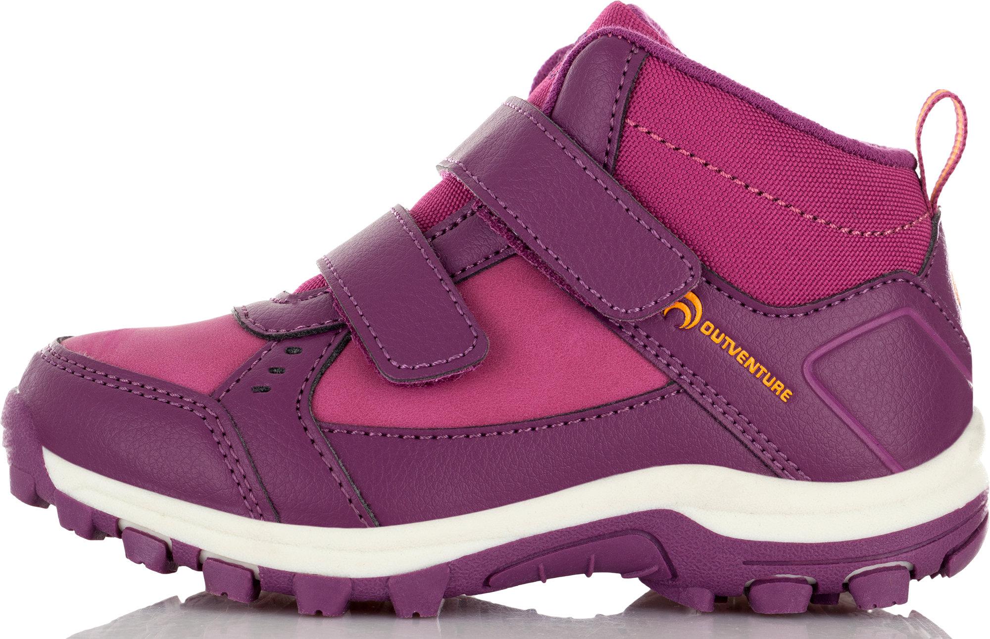 Ботинки для девочек Outventure Track Mid LK, размер 31
