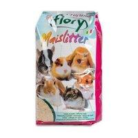 Наполнитель для грызунов FIORY Maislitter кукурузный дикие ягоды 5 л