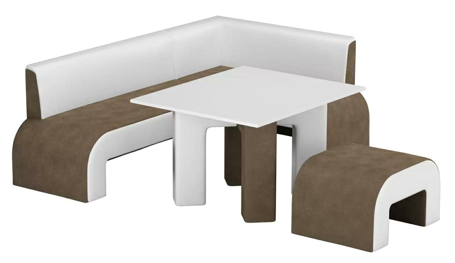 Мебель для кухни Мебелонс Кухонный уголок Кармен